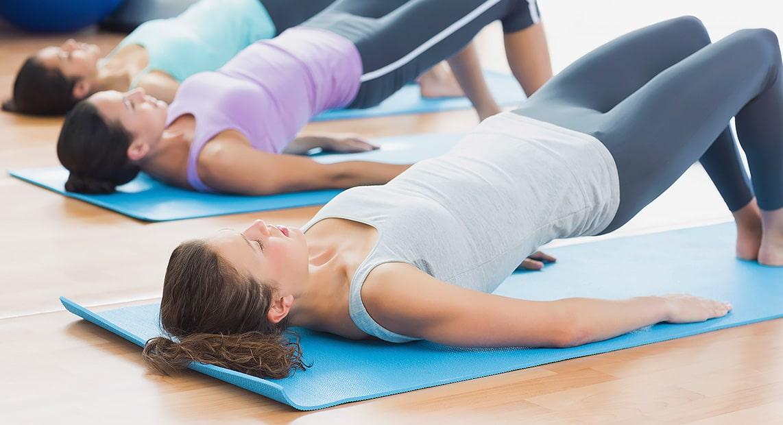 Tension & Trauma Release Exercises